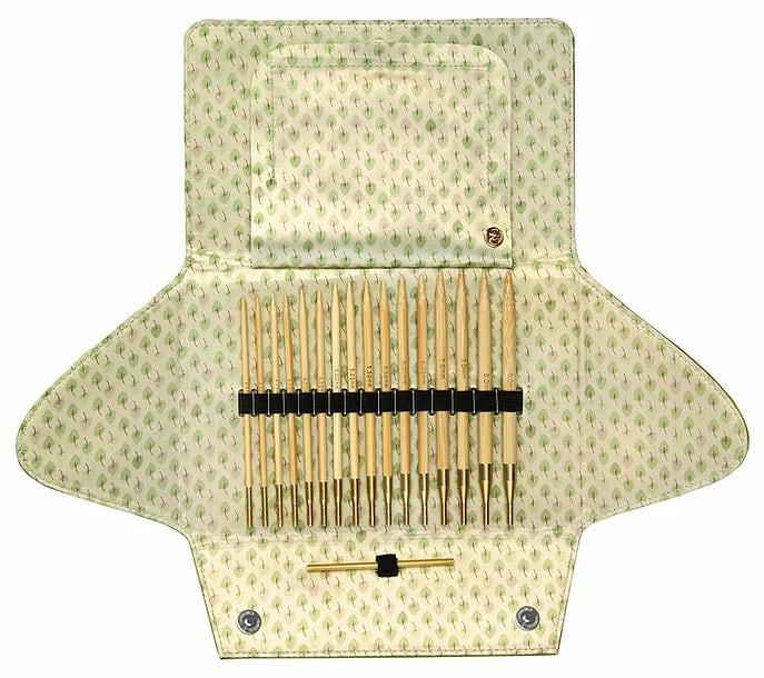 550-7 Addi Click Bamboo Set