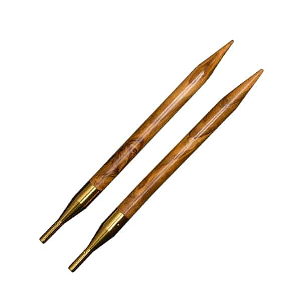 576-2 Nature Olivewood Tips