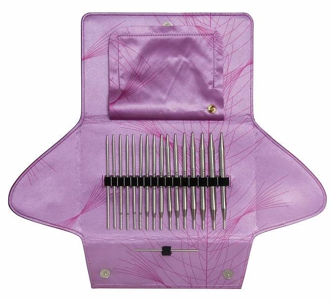 760-2 Addi Click Lace Long Set