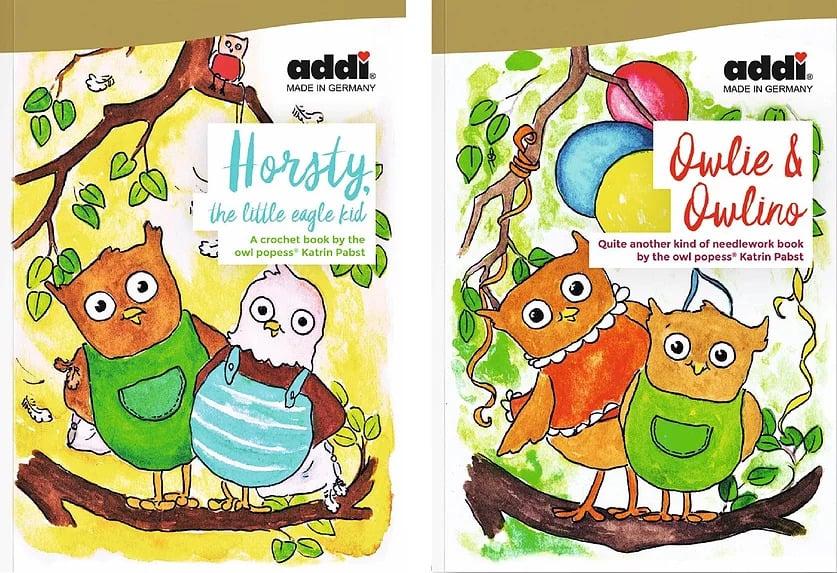 Horsty and Owlie (871-0 & 873-0)