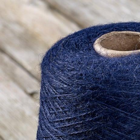C216 Navy cone yarn