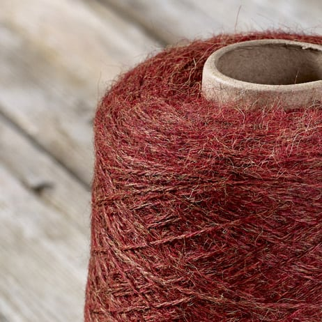 C305 Ember Rust cone yarn