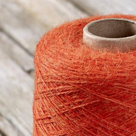 C310 Orange cone yarn