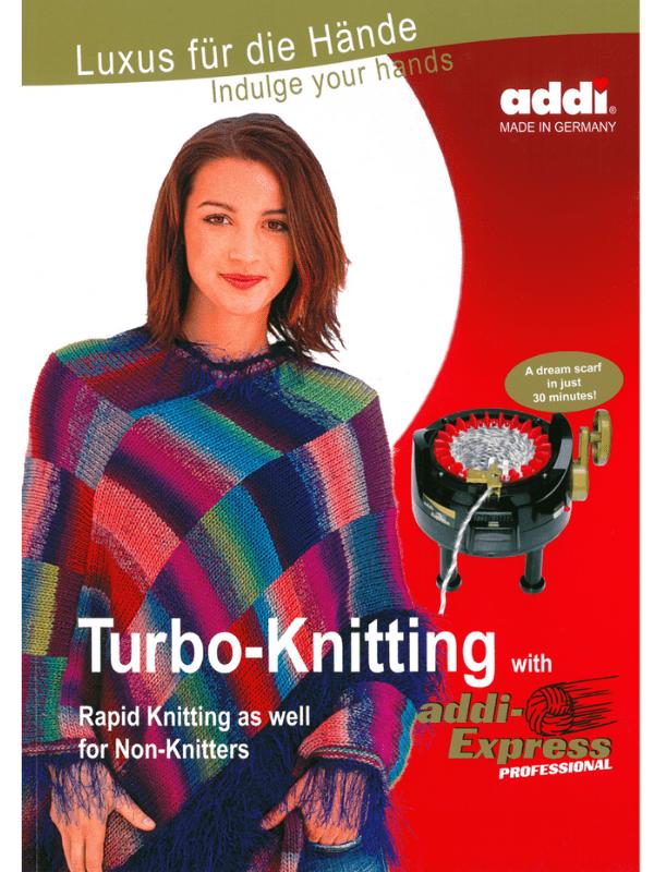 Turbo knitting book
