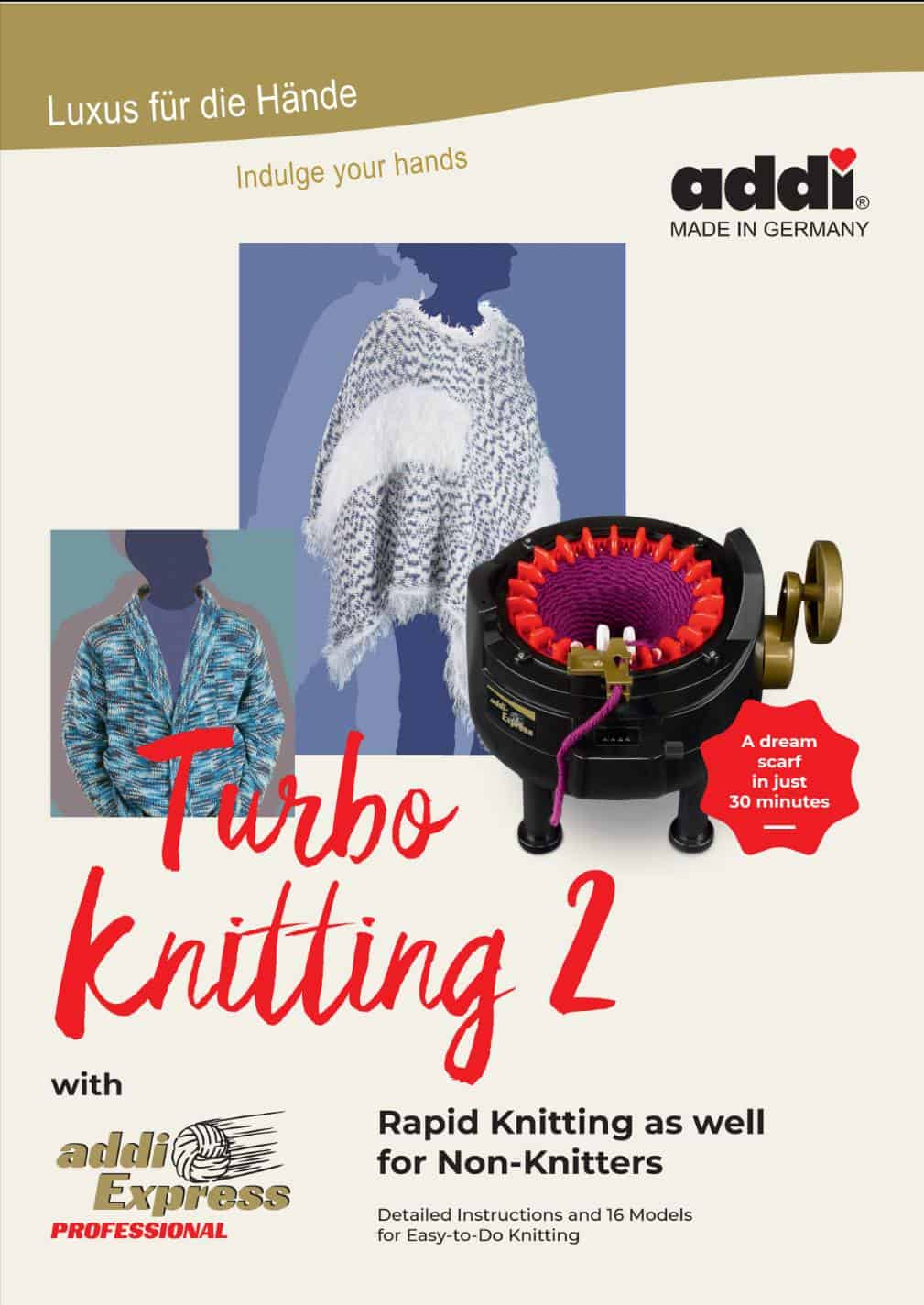 addiExpress Turbo Knitting2 new cover